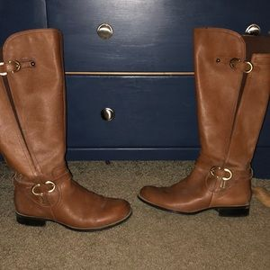 Naturalizer riding boots